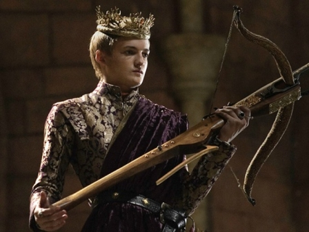 Joffrey and His Crossbow