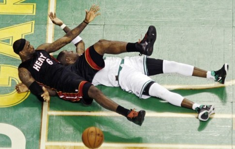 Heat Celtics Eastern Finals